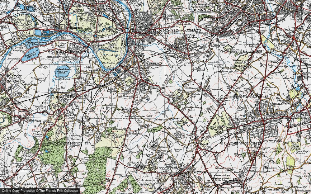 Tolworth, 1920