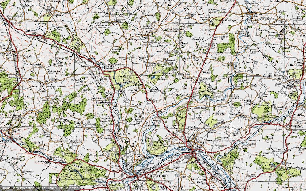 Tonwell, 1919