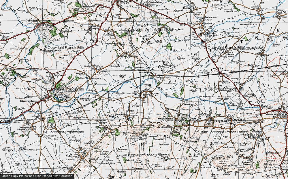 Uffington, 1919