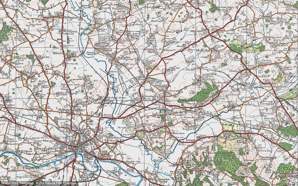 Veldo, 1920