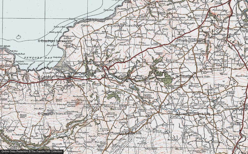 Velindre, 1923