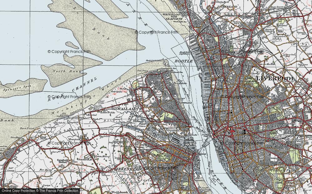Wallasey, 1923