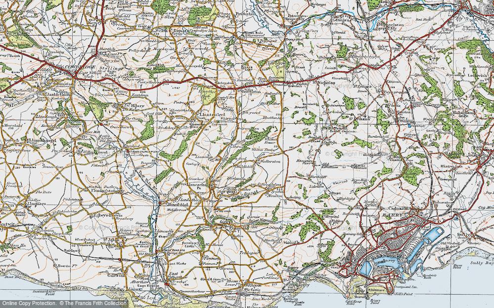 Walterston, 1922