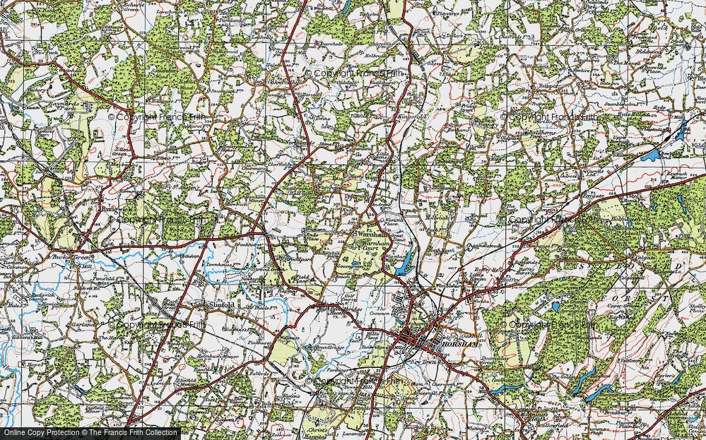 Warnham, 1920