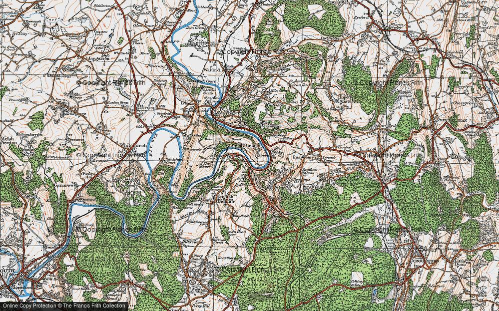 Welsh Bicknor, 1919