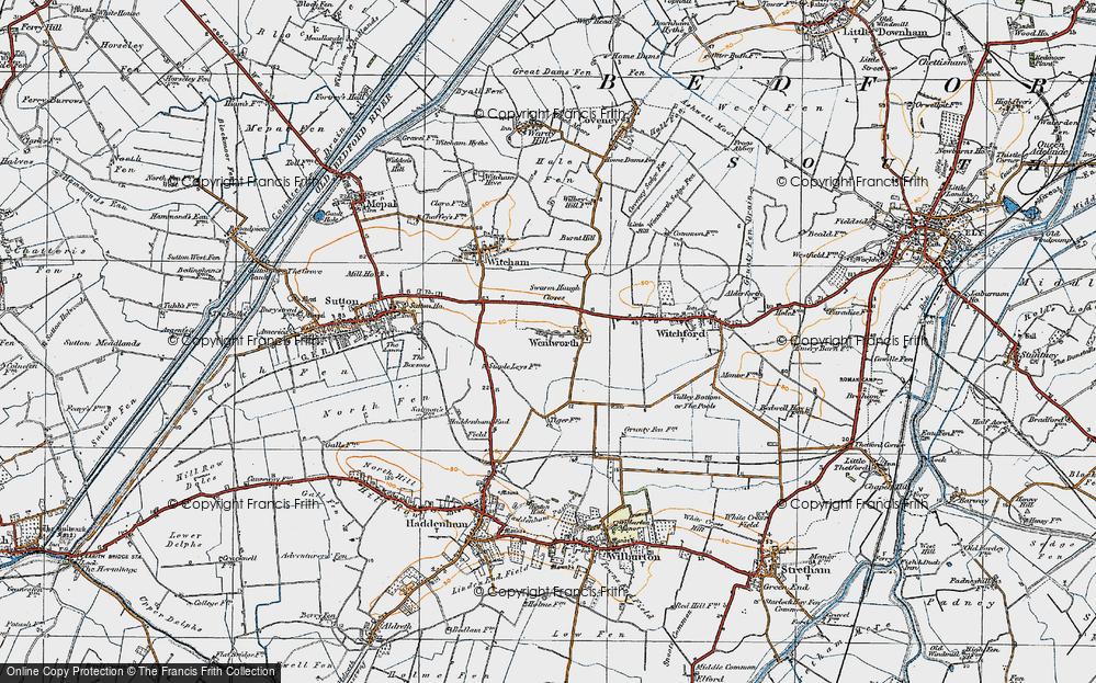 Wentworth, 1920