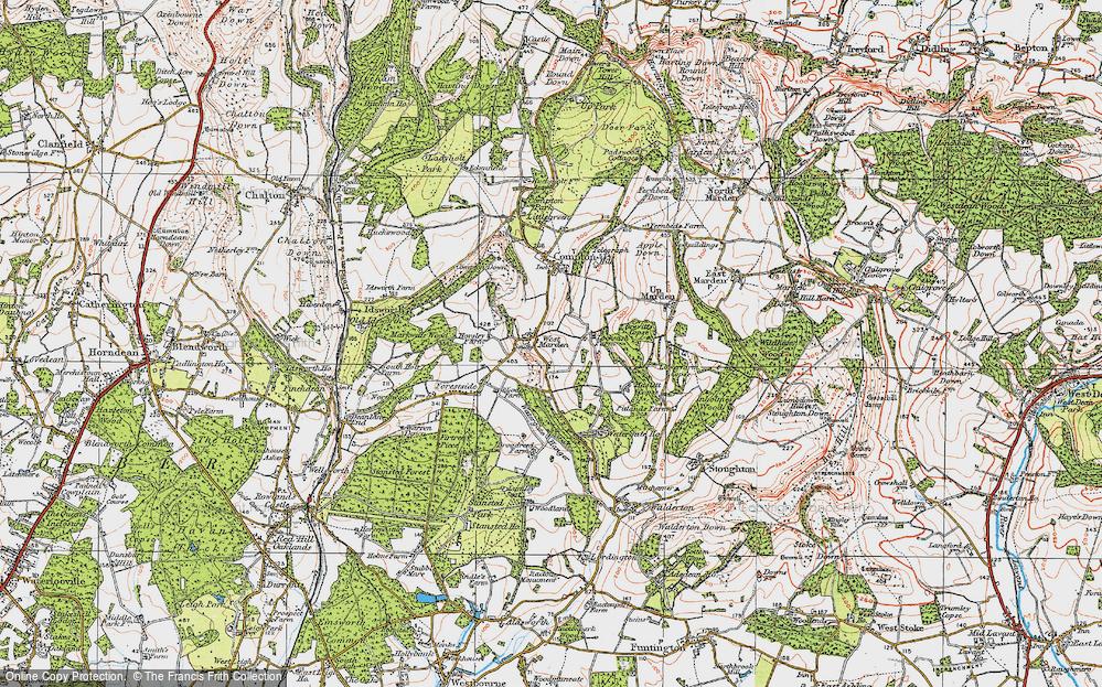 West Marden, 1919