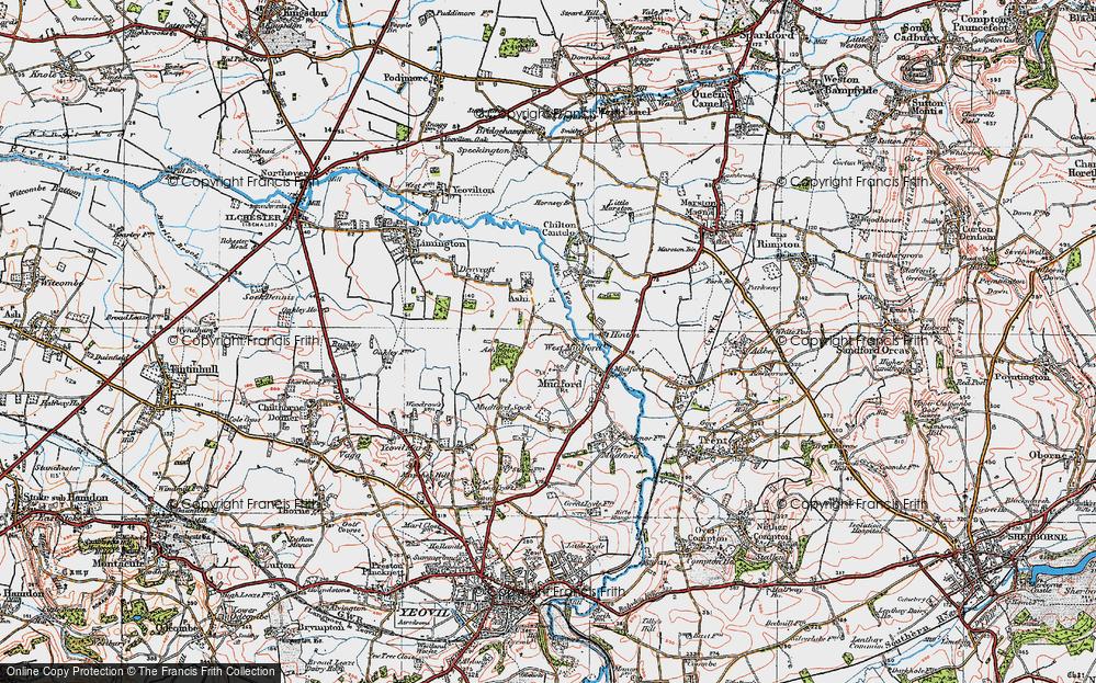West Mudford, 1919