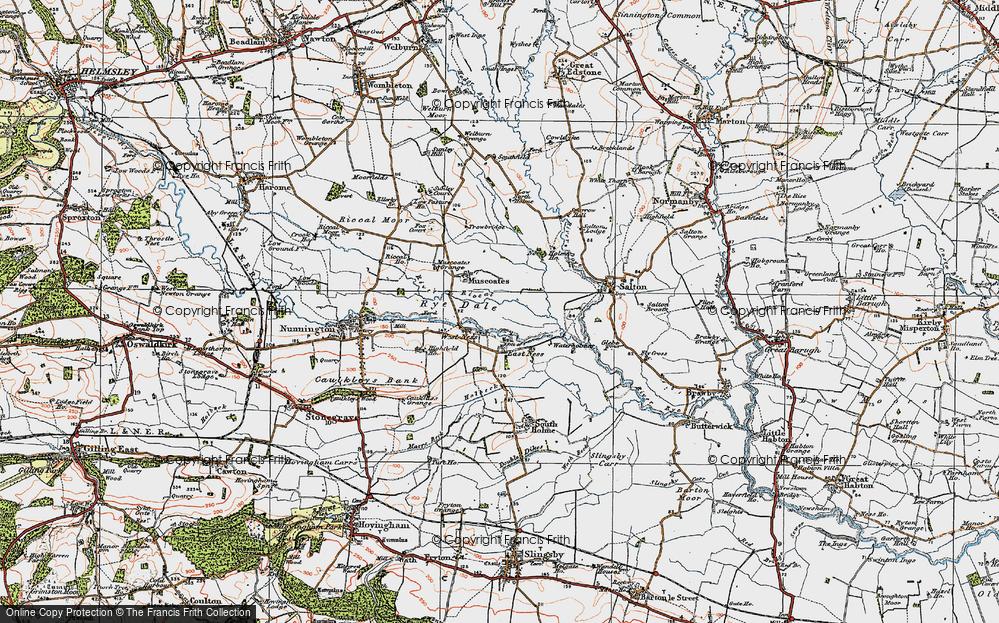 West Ness, 1925