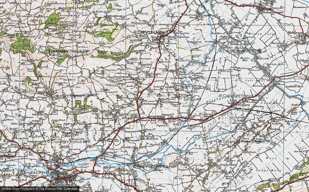 West Newton, 1919