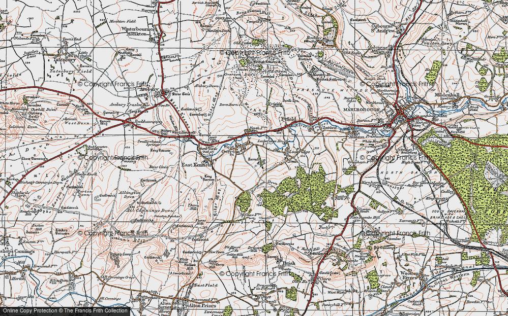 West Overton, 1919