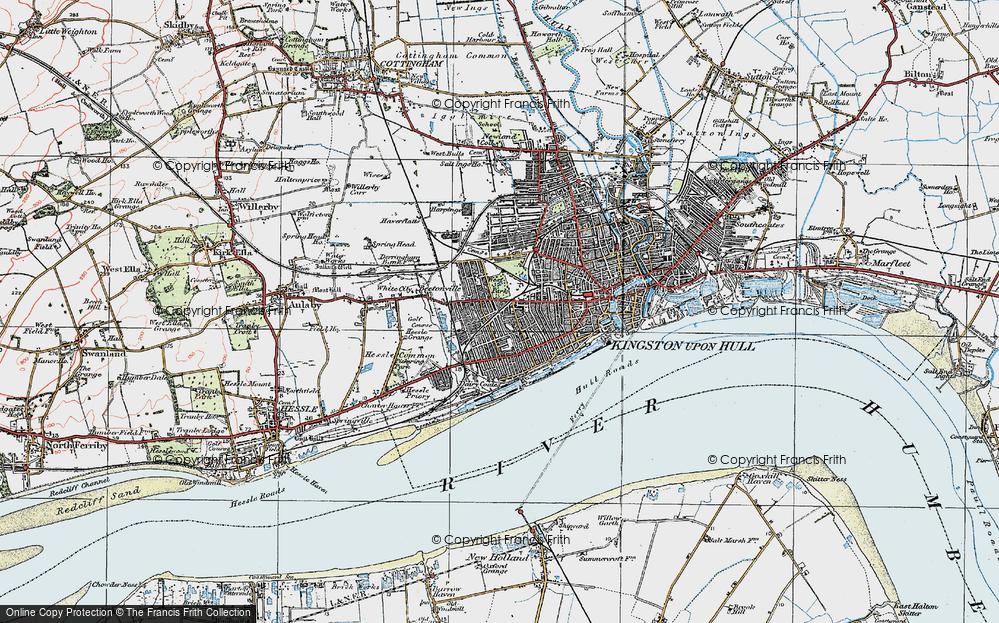 West Park, 1924