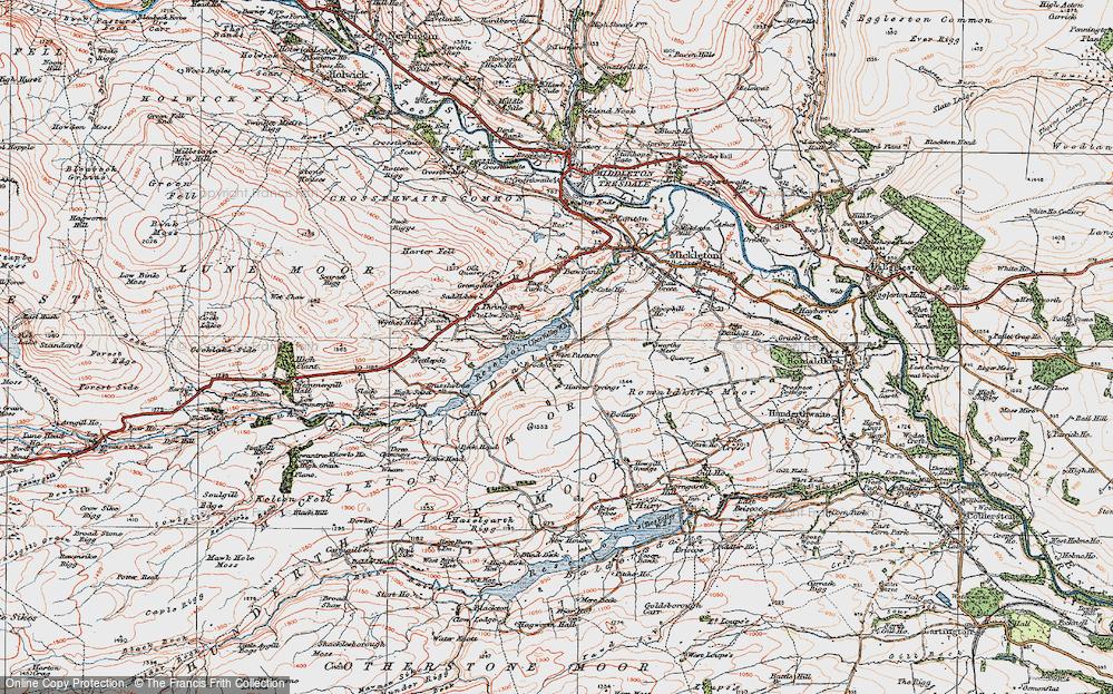 West Pasture, 1925