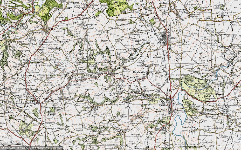 West Pelton, 1925