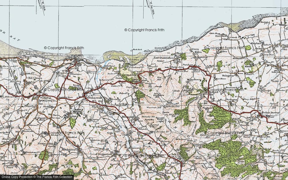 West Quantoxhead, 1919