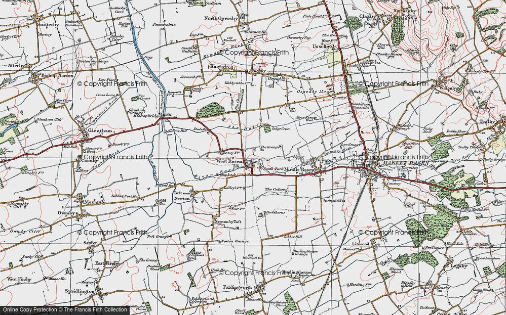 West Rasen, 1923