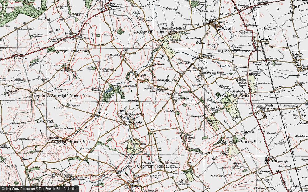 West Ravendale, 1923