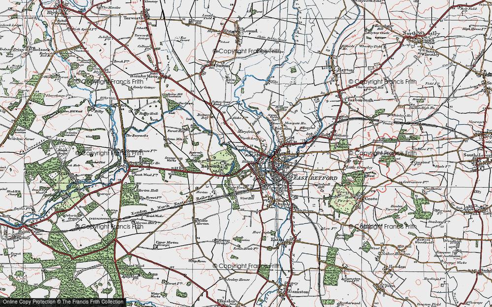 West Retford, 1923