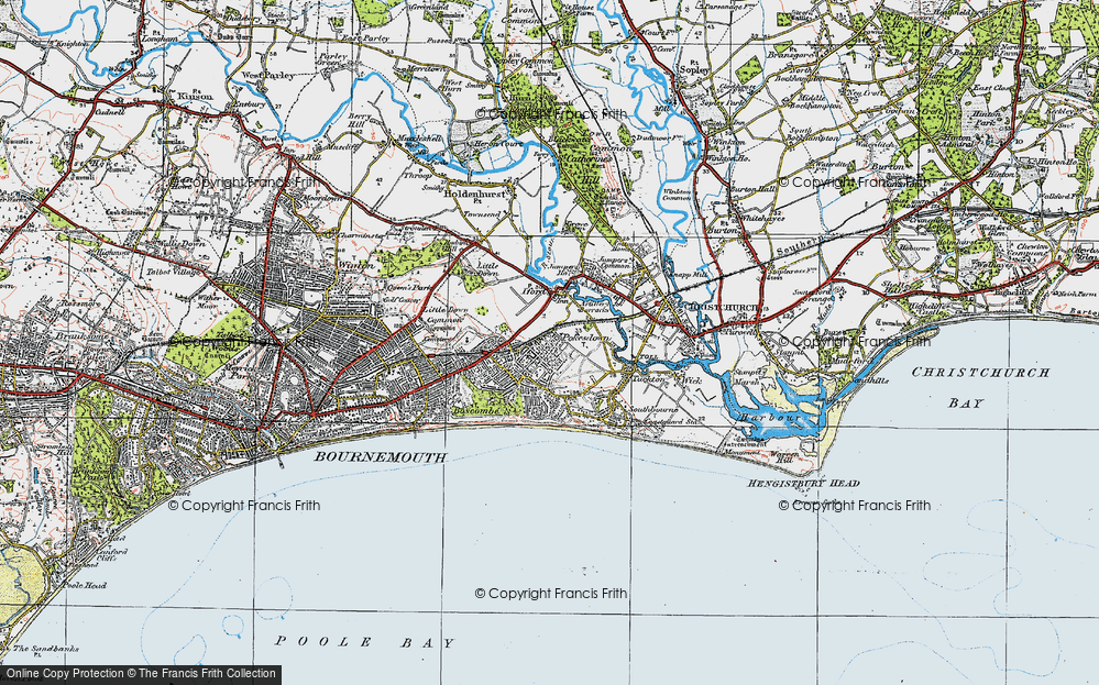 West Southbourne, 1919