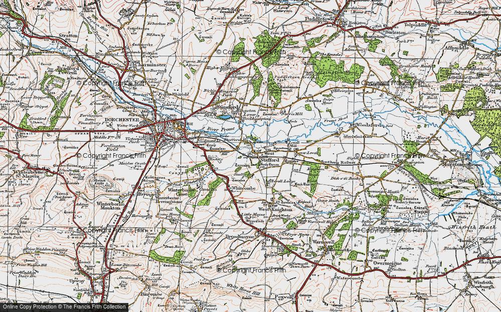 West Stafford, 1919