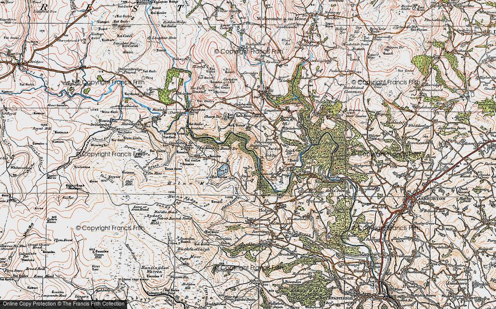 West Stoke, 1919