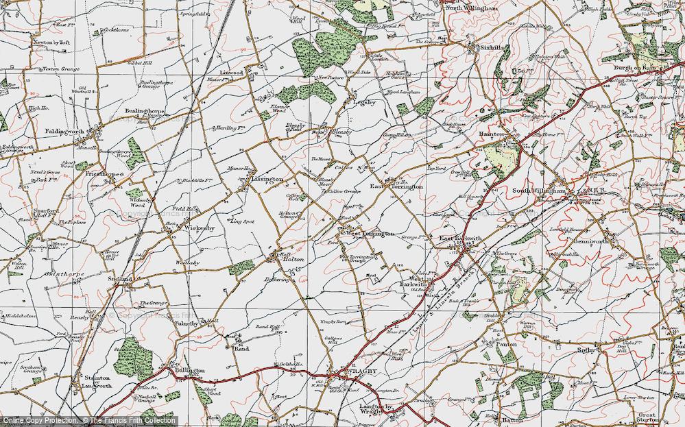 West Torrington, 1923