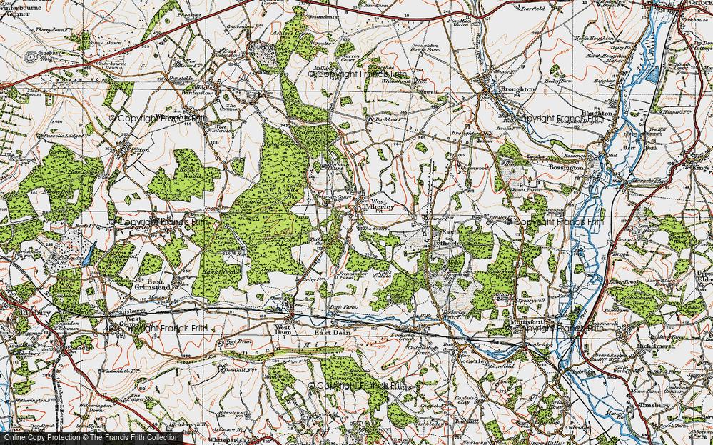 West Tytherley, 1919
