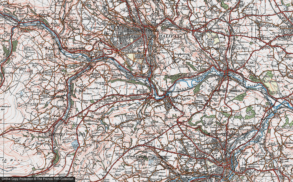 West Vale, 1925