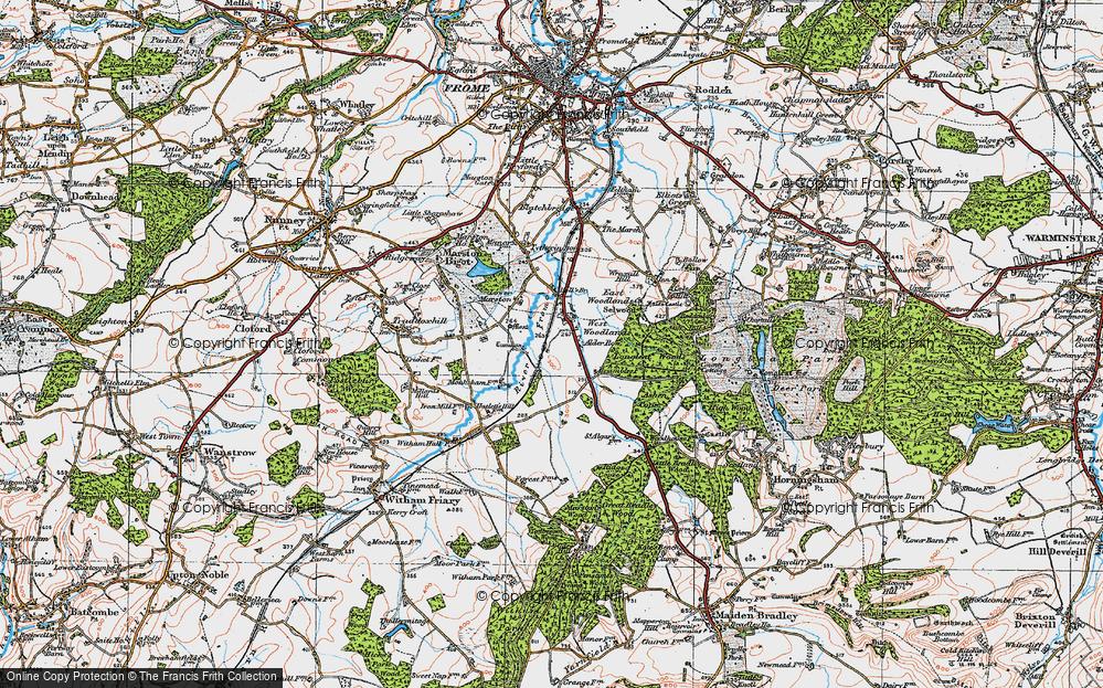 West Woodlands, 1919