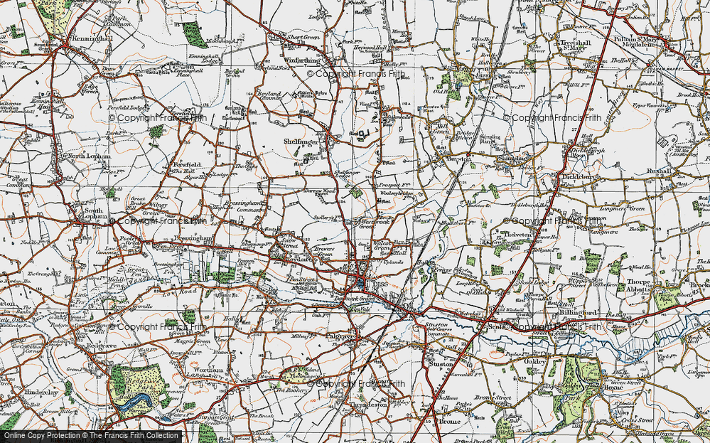 Westbrook Green, 1921