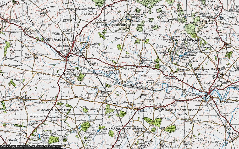 Westbury, 1919