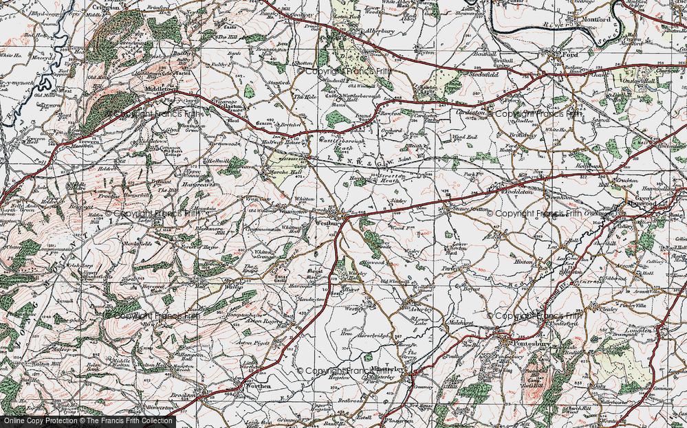 Westbury, 1921