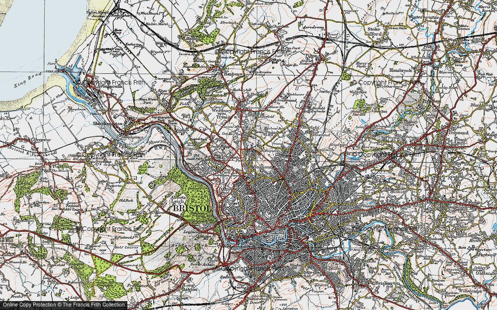 Westbury Park, 1919