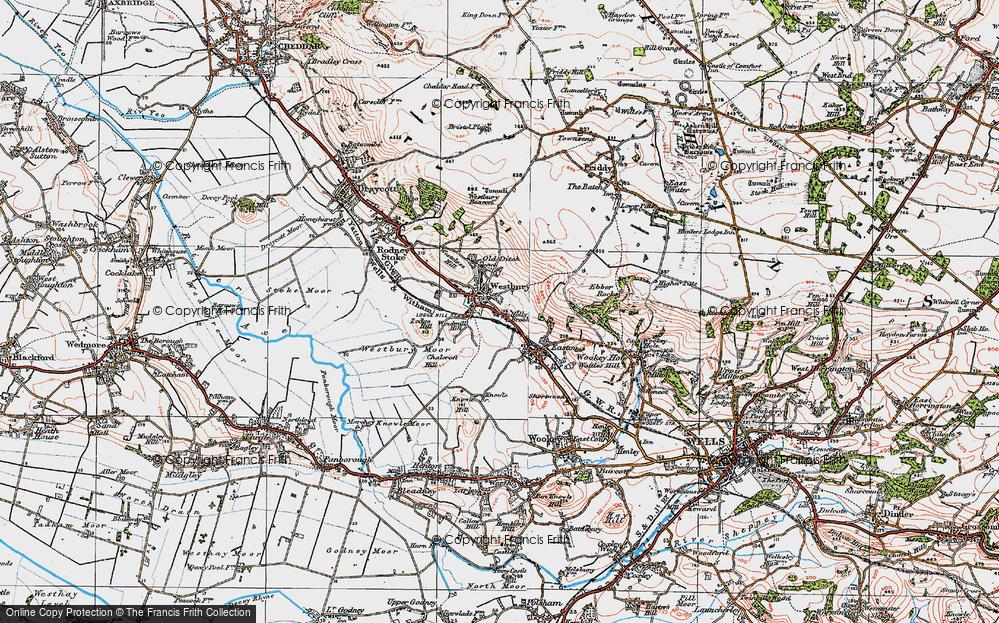 Westbury-sub-Mendip, 1919