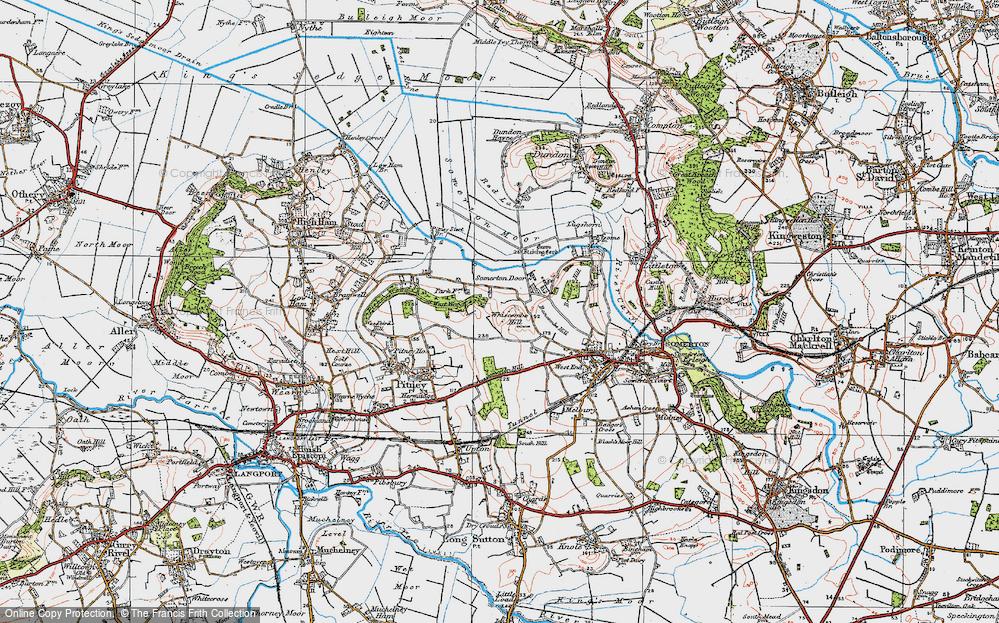 Westcombe, 1919