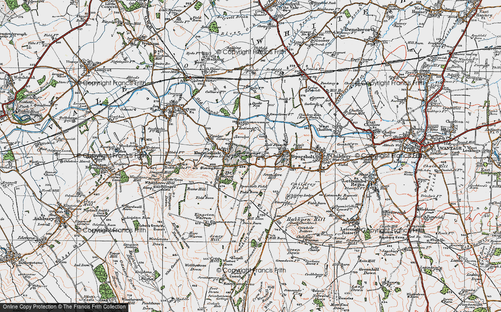 Westcot, 1919