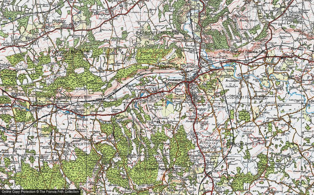 Westcott, 1920