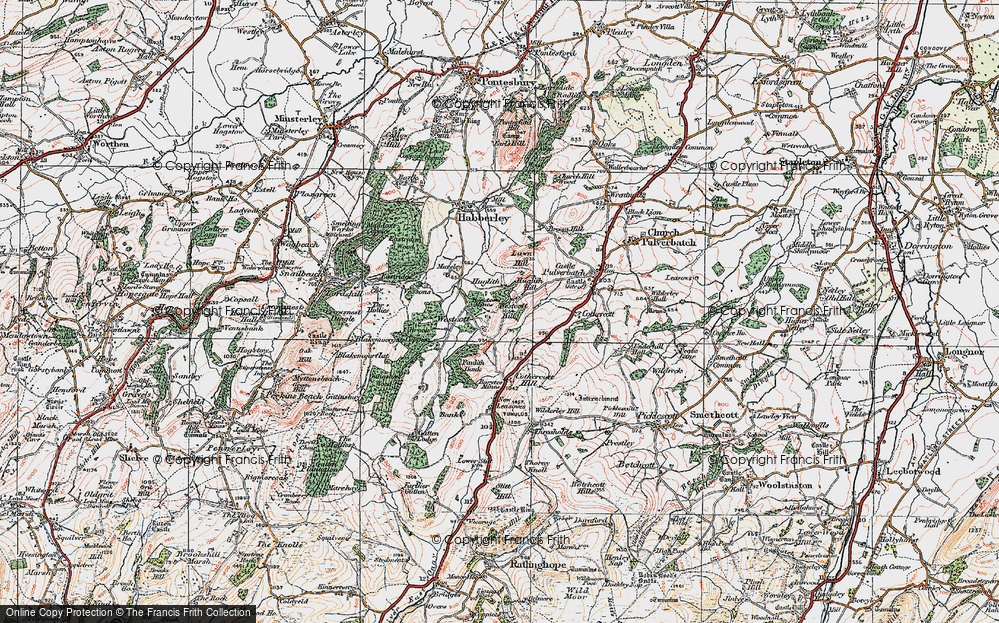 Westcott, 1921