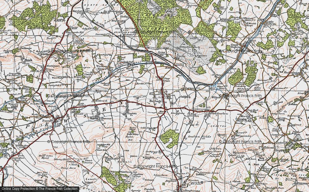 Westcourt, 1919