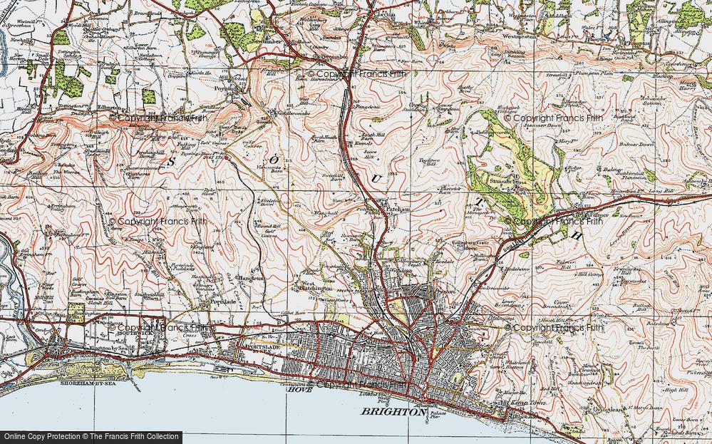 Westdene, 1920
