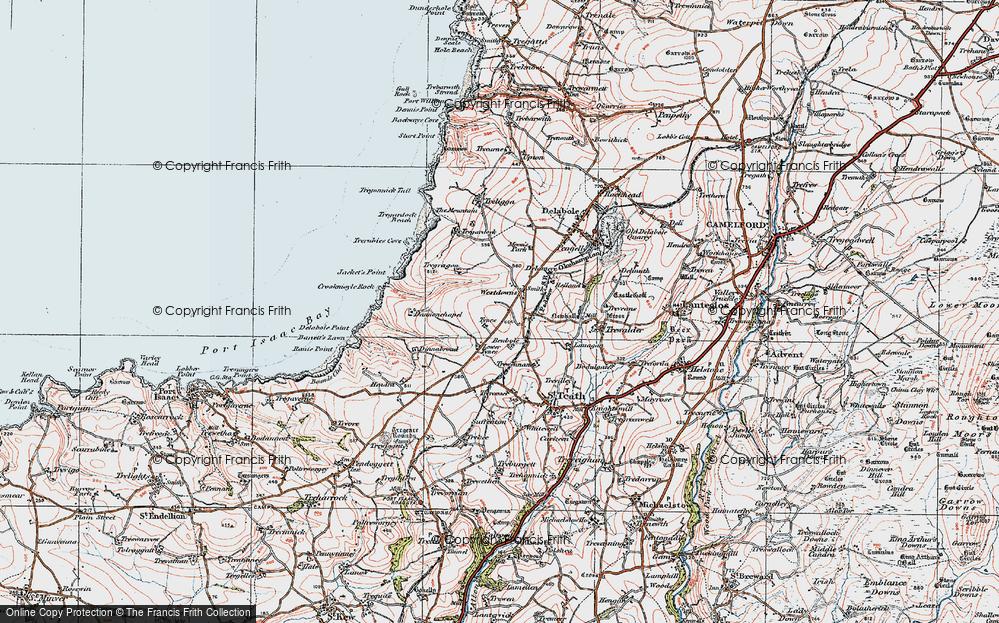 Westdowns, 1919