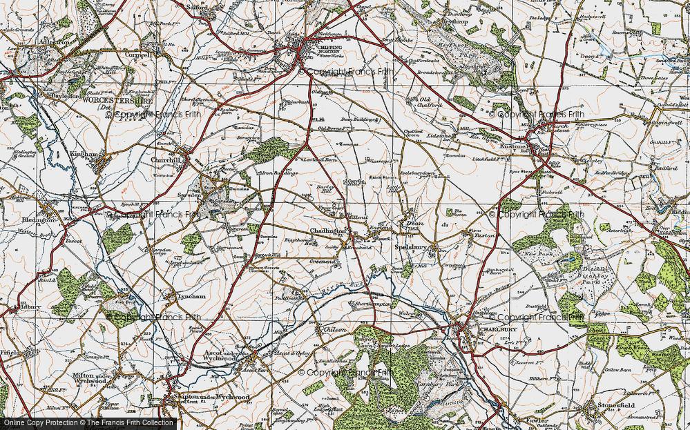 Westend, 1919