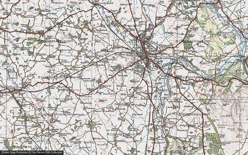 Western Downs, 1921