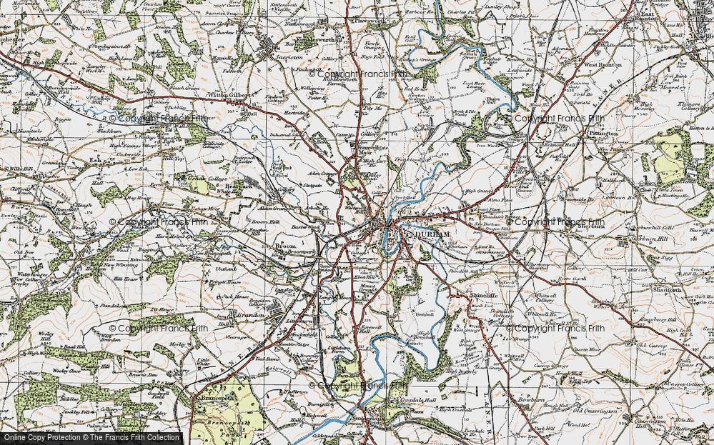 Western Hill, 1925
