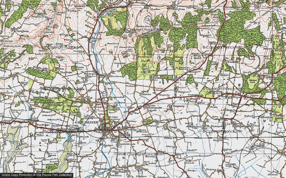 Westerton, 1919
