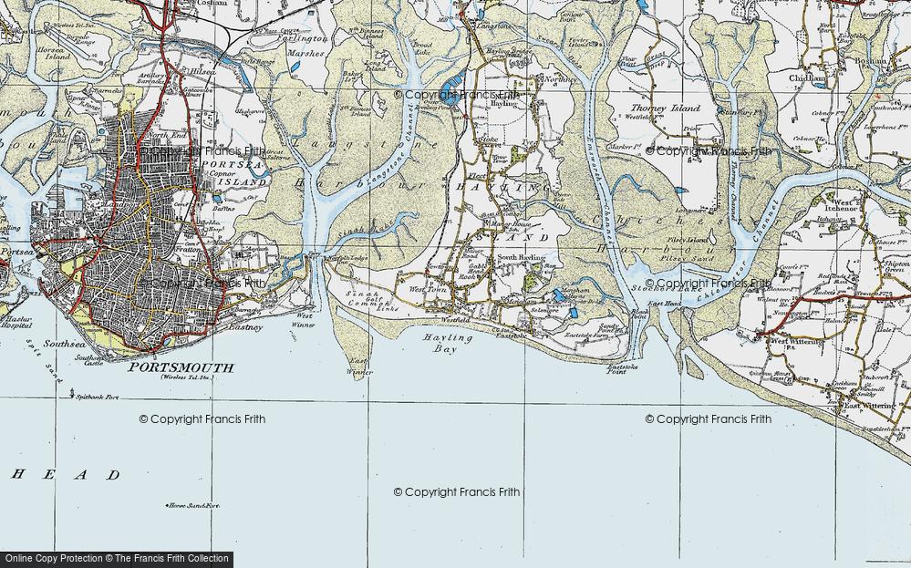 Westfield, 1919