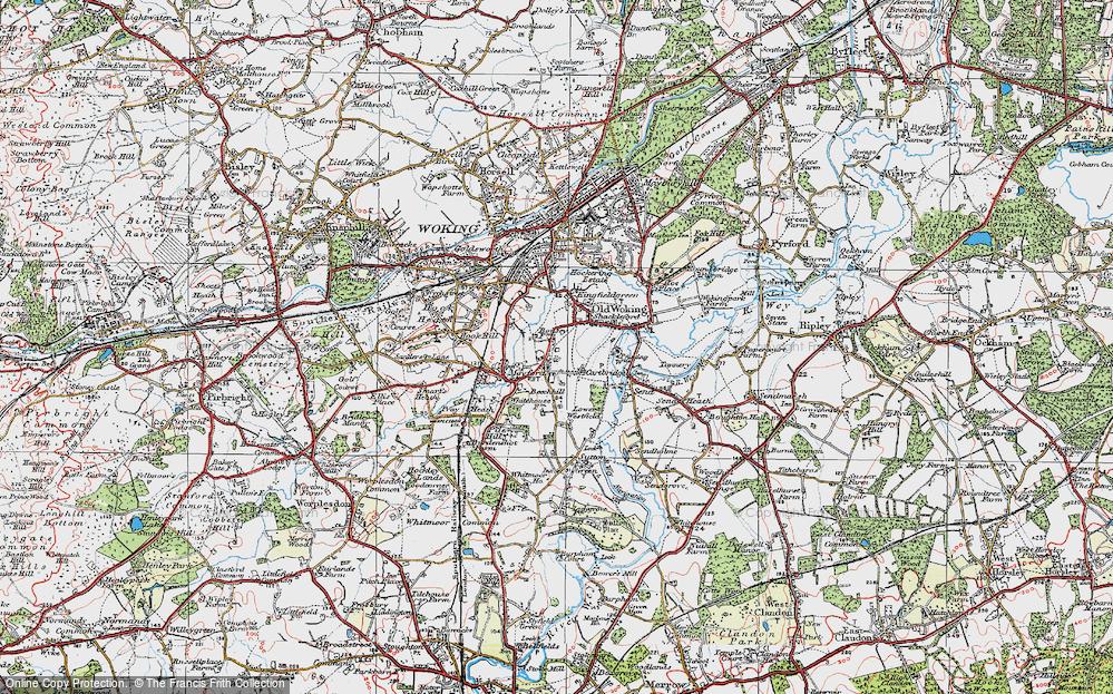 Westfield, 1920