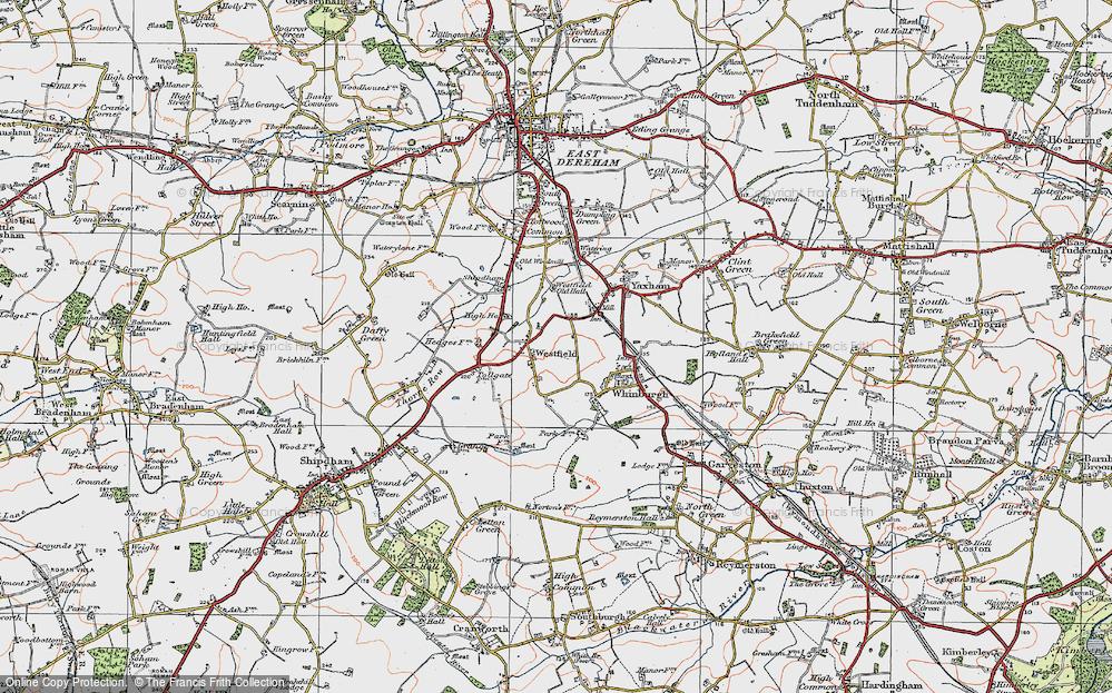 Westfield, 1921