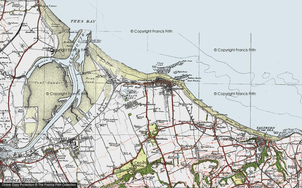 Westfield, 1925