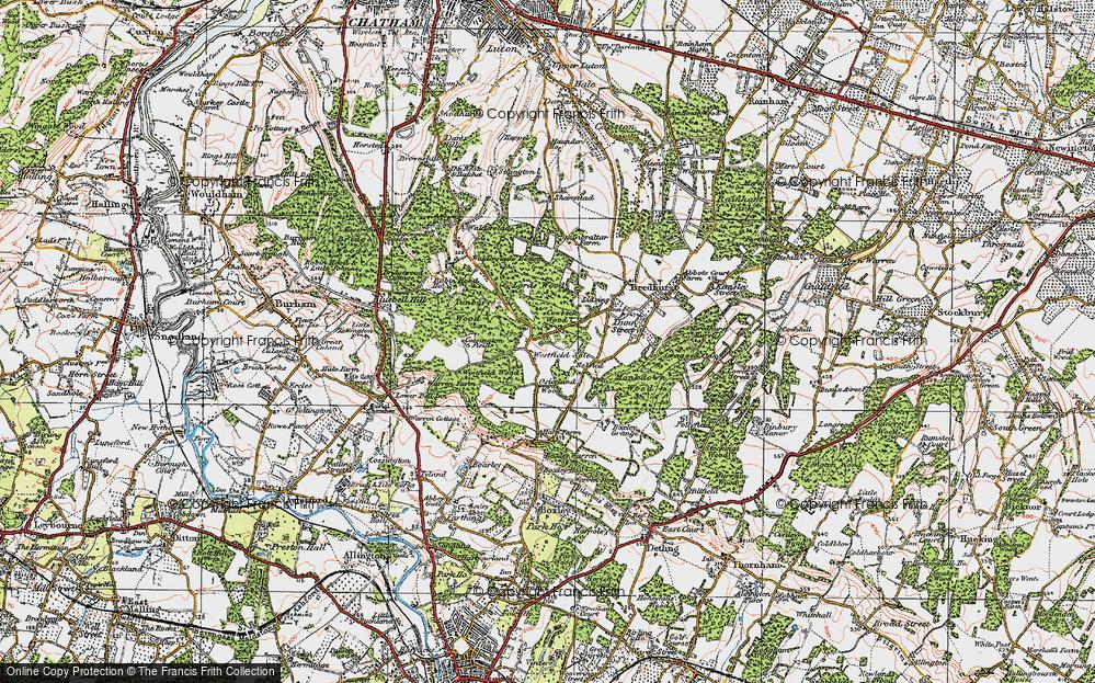Westfield Sole, 1921